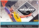 2011/12 Panini Limited Basketball Hobby Box