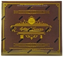 2012 Panini National Treasures Baseball Hobby 4-Box Case- DACW Live 30 Spot Random Team Break #1