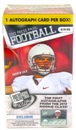 2012 Press Pass Football 3-Pack Box - ONE AUTOGRAPH PER BOX !!! - WILSON & LUCK ROOKIES!