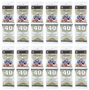 2012 Panini Prestige Football Retail Rack Pack (Lot of 12)