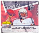 2012 Press Pass Rookie Football Hobby Box - LUCK & WILSON ROOKIES!