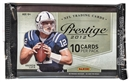 2012 Panini Prestige Football Retail 24-Pack Lot
