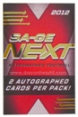 2012 Sage Next Football Hobby Pack
