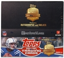 2012 Topps Football Retail 16-Pack Box - WILSON & LUCK ROOKIES!