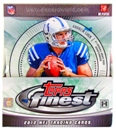 2012 Topps Finest Football Hobby Box - WILSON & LUCK ROOKIE CARDS!
