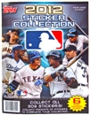 2012 Topps Baseball Hobby Sticker Album
