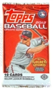 2012 Topps Update Series Baseball Hobby Pack