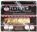 2012 TriStar Platinum Baseball Presidential Edition Hobby Box