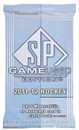2011/12 Upper Deck SP Game Used Hockey Hobby Pack