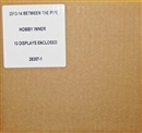 2013-14 In The Game Between the Pipes Hockey Hobby 10-Box Case