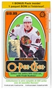 2013-14 Upper Deck O-Pee-Chee Hockey 14-Pack Box