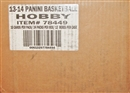 2013/14 Panini Basketball Hobby 12-Box Case