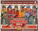 2013-14 Panini Contenders Hockey Hobby Case - DACW Live 28 Spot Random Team Break #1