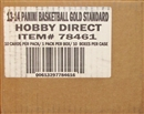 2013/14 Panini Gold Standard Basketball Hobby Case - DACW Live 30 Spot Random Team Break
