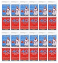 2013/14 Panini Prestige Basketball Rack Pack (Lot of 12)