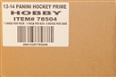 2013-14 Panini Prime Hockey Hobby 8-Box Case