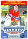 2013-14 Upper Deck Series 1 Hockey 12-Pack Box - MacKinnon Rookie!