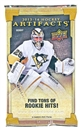 2013-14 Upper Deck Artifacts Hockey Hobby Pack