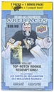 2013-14 Upper Deck Artifacts Hockey 8-Pack Box (10 Box Lot)