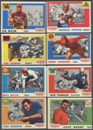 1955 Topps All American Football Starter Set (EX-MT) (70/100)