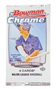 2013 Bowman Chrome Baseball Hobby Pack