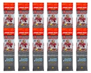 2013 Bowman Football Retail Jumbo Pack (Lot of 12)