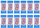 2013 Bowman Chrome Baseball Value Pack (Lot of 12)
