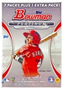 Image for  4x 2013 Bowman Platinum Baseball 8-Pack Box