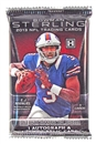 2013 Bowman Sterling Football Hobby Pack