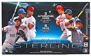 2013 Bowman Sterling Baseball Hobby Box