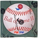 2013 Historic Autograph Ball Of Fame Baseball 10 Hobby Box - DACW Live 17 Spot Random Break