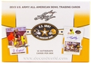 2013 Leaf U.S. Army All American Bowl Football Hobby Box