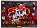 2012 Panini Crown Royale Football Hobby Box
