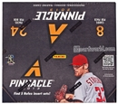 2013 Panini Pinnacle Baseball 24-Pack Box