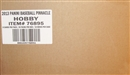 2013 Panini Pinnacle Baseball Hobby 16-Box Case