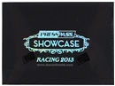 2013 Press Pass Showcase Racing Hobby 6-Box Case