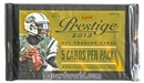 Image for  4x 2013 Panini Prestige Football 5-Card Pack