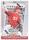 2013 Panini Prizm Baseball 7-Pack Box (Contains 3-Card Pack of Red Prizms)