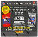 Image for  4x 2013 Score Football Monster Box (Three Exclusive Prizm Cards Per Box)!