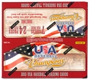 2013 Panini USA Champions Baseball Retail 24 Pack Box (1 Autograph & 2 Game Gear Memorabilia Cards Per Box)!