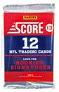 Image for  12x 2013 Score Football Retail Pack