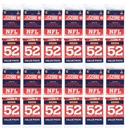 2013 Score Football Rack Pack (Lot of 12) (624 Cards!)