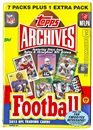 2013 Topps Archives Football 8-Pack Box