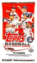 2013 Topps Update Baseball Hobby Pack
