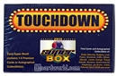 2013 Super Box Touchdown Football Hobby Box