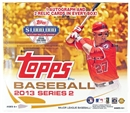 2013 Topps Series 2 Baseball Jumbo Box