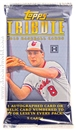 2013 Topps Tribute Baseball Hobby Pack