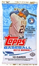 4x 2013 Topps Series 1 Baseball Hobby Pack