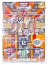 2014 TriStar Hidden Treasures Autographed 8x10 History Of Football Hobby Box (10 Packs)
