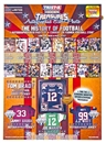 2014 TriStar Hidden Treasures Autographed 8x10 History Of Football Hobby Pack